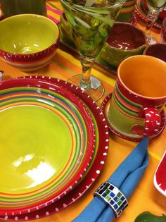 Have you tried this dish before This can help you if you apply it   sc 1 st  Pinterest & Love the Mexican style dinnerware!Pier One has amazing things.for a ...