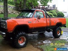 Car for Sale: 1979 Dodge Power Wagon Old Dodge Trucks, Dodge Pickup, Pickup Trucks, 1st Gen Cummins, Dodge Cummins, Cool Trucks, Big Trucks, Dodge Challenger Price, Power Wagon For Sale