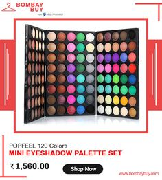 Give your eye new look everyday with Portable Eye Makeup Mini Eyeshadow Palette Set Kit. Party Makeup, Wedding Makeup, Eye Makeup, Eyeshadow Set, Eyeshadow Palette, Makeup Prices, Casual Makeup, Neutral Tones, Online Fashion Stores