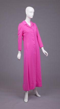 Coat Posh, 1970s The Goldstein Museum of Design