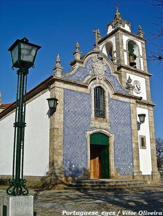 Igreja do Calvário - Vila Real - Portugal