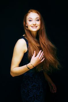 Sophie Turner ( look-a-like ? )