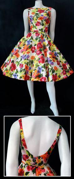 ~vintage 50s dress~