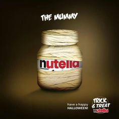 Mumija Nutella