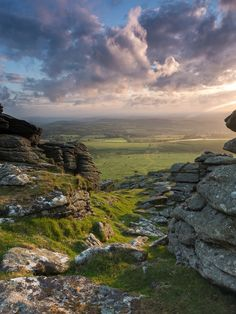 Arms Tor, Dartmoor, Devon, England by Devon England, England Ireland, Oxford England, Cornwall England, Yorkshire England, Yorkshire Dales, London England, Beautiful World, Beautiful Places