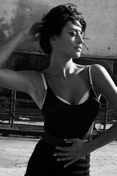 Dorothea Mercuri , Italian - Greek model , actress.