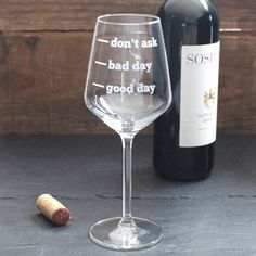 Wine Always Understands. This is exactly what I need after my exit exams.