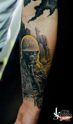 Klaim - Abstract Tattoo   Big Tattoo Planet
