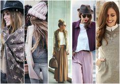 La moda de invierno es eterna y siempre clásica. Estas sugerencias de estilo te harán olvidar la melancolía de la época y el frío propio de sus días.