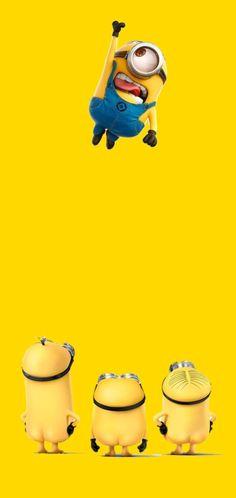 Minion Wallpaper Hd, Funny Iphone Wallpaper, Locked Wallpaper, Cute Cartoon Wallpapers, Wallpapers Android, Samsung Galaxy Wallpaper Android, Samsung Galaxy S, Oneplus Wallpapers, Gaming Wallpapers