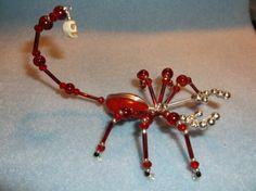 Beaded Scorpion : Blood