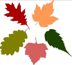 FREE SVG File – Autumn Fall Leaves | Miss Vickie's CuttingCrazy Blog