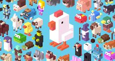 Crossy Road is a Game About Crossing Roads, and it is Great | Kotaku UK