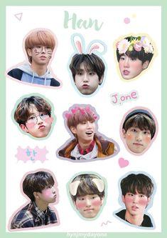 Pop Stickers, Meme Stickers, Tumblr Stickers, Kids Stickers, Printable Stickers, Logo Sticker, Sticker Design, Kids Fans, A Love So Beautiful