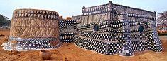gourounsi burkina faso houses