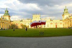 Royal Palace Wilanów, Warsaw.