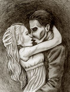 I Touched Your Soul to Mine by bananaboo2.deviantart.com on @DeviantArt