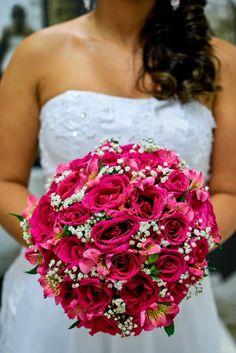 Ah, o buquê! Uma foto clássica e que é linda - Viny Appel - Fotografia de casamento