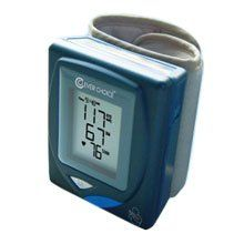 Clever Choice Fully Auto Digital Wrist BP Monitor with 120 Memory *** Click image to review more details.