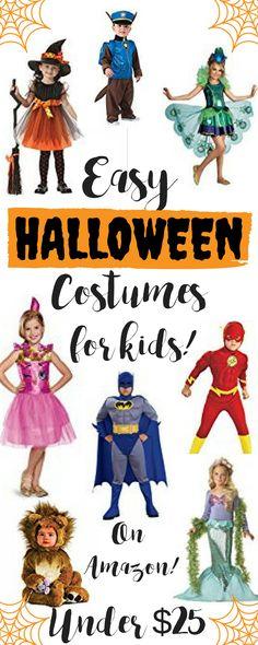 Easy Halloween Costu