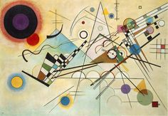 #Kandinsky. Quand la forme rencontre la couleur http://manufactureduregard.tumblr.com/post/68968832950/publication-de-manufacture-du-regard