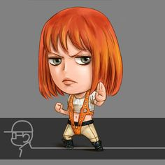 Leeloo by Ice White [©2012]