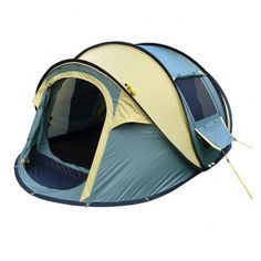Outdoor Connection Easy Up 3 - Pop Up Tent