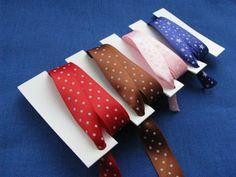 Способ хранения лент / satin ribbons storage idea