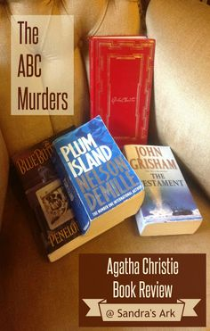 Sandra's Ark: The ABC Murders - Book Review
