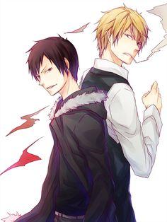 Izaya & Shizuo