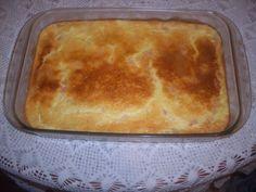 Aprenda a preparar a receita de Quiche de queijo e presunto