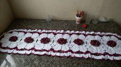 Linda peça feita com linha duna 100% algodão <br>Mede cerca de 1.5m <br>Pode ser feito na cor de sua preferência <br>Mande por msg ao fazer o pedido