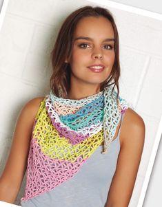 Revista extra 2 Primavera / Verano | 494: Mujer Pañuelo | Multicolor