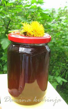 Danina kuhinja: Sirup od maslačka