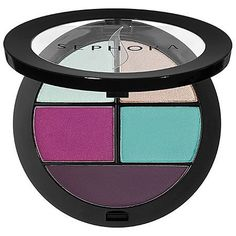 Sephora Colorful Palette 4 Shadows  Liner, Island Oasis 16 * Check this awesome product by going to the link at the image.
