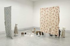 Cathy Wilkes Untitled 2013 Installation view 'The Encyclopedic Palace', Venice Biennale, Venice, 2013