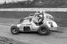 USAC at Reading 1978! - Auto Racing Memories   Vintage Race Cars