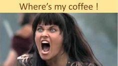 Coffee / Xena