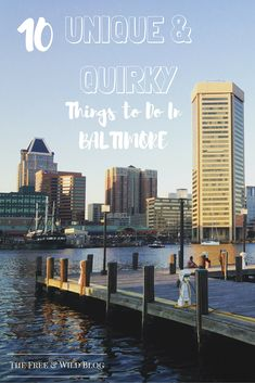 10 Unique & Quirky Things To Do in Baltimore — The Free & Wild Blog
