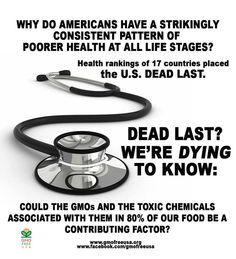 GMO and Toxic Chemicals