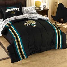 Jacksonville Jaguars Bedding Set