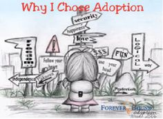 Read this heart touching story of how a birth mother made the self-less decision to place her baby for adoption, and the peace it brought into her life. #Forever Bound Adoption
