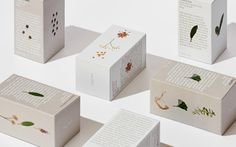 Beautiful Eco Branding for Love Tea – Trendland Online Magazine Curating the Web since 2006
