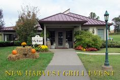 Join us for the BBQ and Blues Event at the Harvest Grill on Saturday, May Herb Butter, Apple Butter, Dried Cherries, Dried Cranberries, Harvest Grill, Candied Walnuts For Salad, Roasted Baby Carrots, Pumpkin Spice Bread, Whipped Potatoes