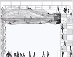 Schematic of On Space Time Foam by Tomas Saraceno (2012)