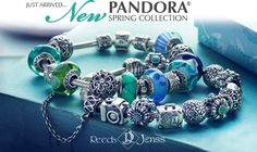 The NEW Pandora Spring/Summer 2012 collection has blossomed at each and every one of our stores this week! & We could not be more excited to share the new collection with you all! Check it out over on our blog :) - http://reedsjenssrocks.com/