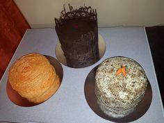 Chocolate  Orange Carrot  Cakes #mickeyandnicky