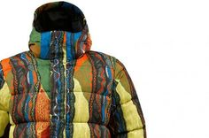 Coogi puff jacket