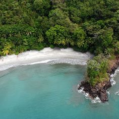 Can't get enough of this rugged #coast! By Manuel Antonio CostaRica