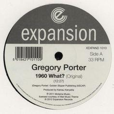 Gregory Porter - 1960 What? Gregory Porter, Vinyl, The Originals, Jazz, Freedom, Marketing, Play, Summer, News
